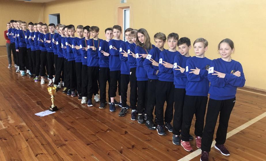 Сборная команда Гродненской области опередила всех соперников на первенстве Беларуси по таэквондо