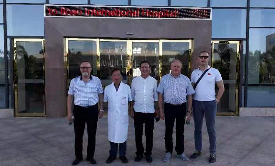 Завершается визит делегации Гродненской области в провинцию Хайнань Китайской Народной Республики (будет дополнено) 13:45 26 июля 2019