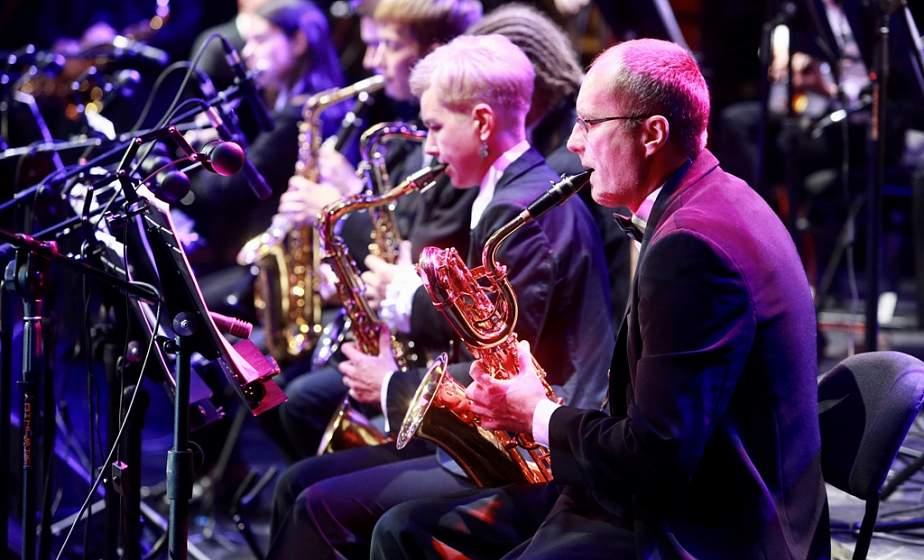 «Дорогая Ella». В Гродненской филармонии закрыли XXXIV творческий сезон джазовым концертом