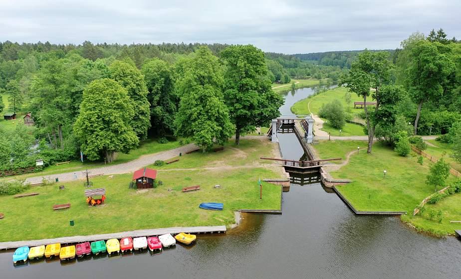 Новые веломаршруты и зоны отдыха, прогулки по воде. Что готовит Августовский канал в новом сезоне для туристов и отдыхающих