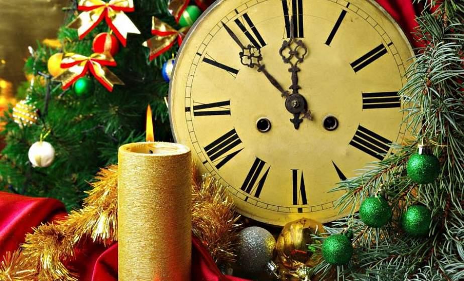 Мир готовится встретить Новый год