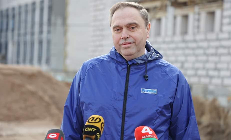 Владимир Караник: «Республиканский субботник – отличная возможность для каждого человека направить свою энергию в созидательное русло»