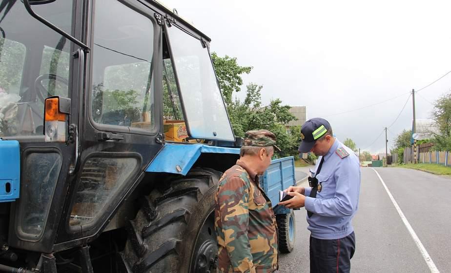 Без документов и с утечкой газа: в Гродненской области продолжаются рейды в период уборочной кампании