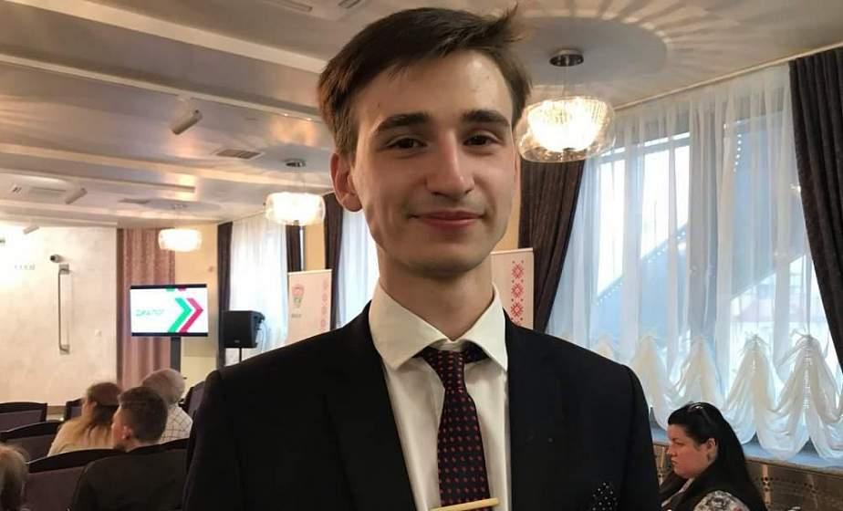Натан Шамсутдинов, педагог областного Дворца творчества детей и молодежи, депутат молодежного парламента при областном Совете депутатов