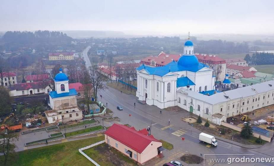 В агрогородке Жировичи к юбилею Свято-Успенского монастыря обновят центральную площадь