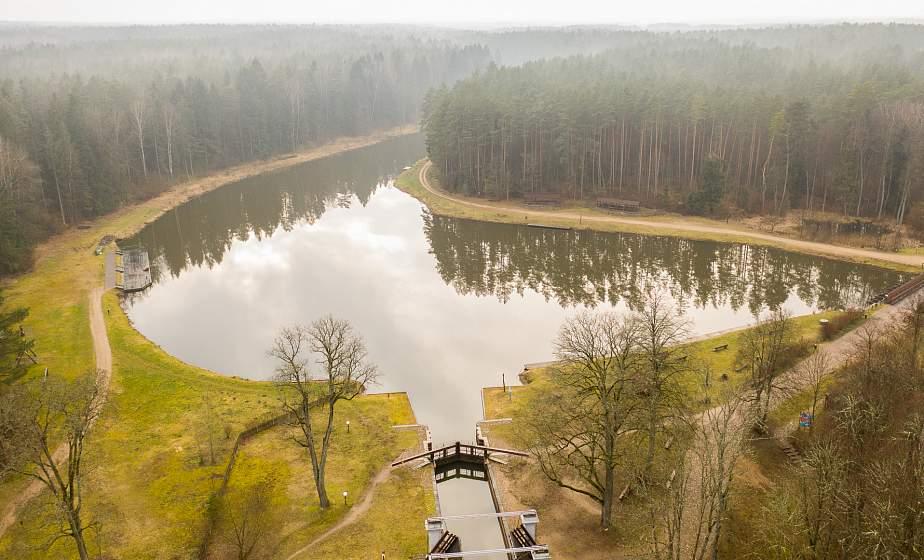Обновленный Святск и веломаршруты на Августовском канале. Что готовят к новому туристическому сезону? (+инфографика)