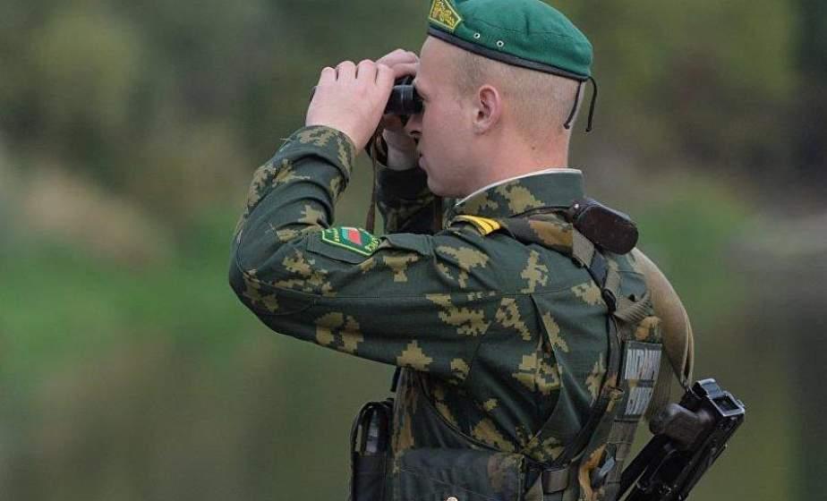 Пытался нарушить границу – нашли, пытался скрыться – догнали. Лидские пограничники задержали 27-летнего жителя Дятловского района