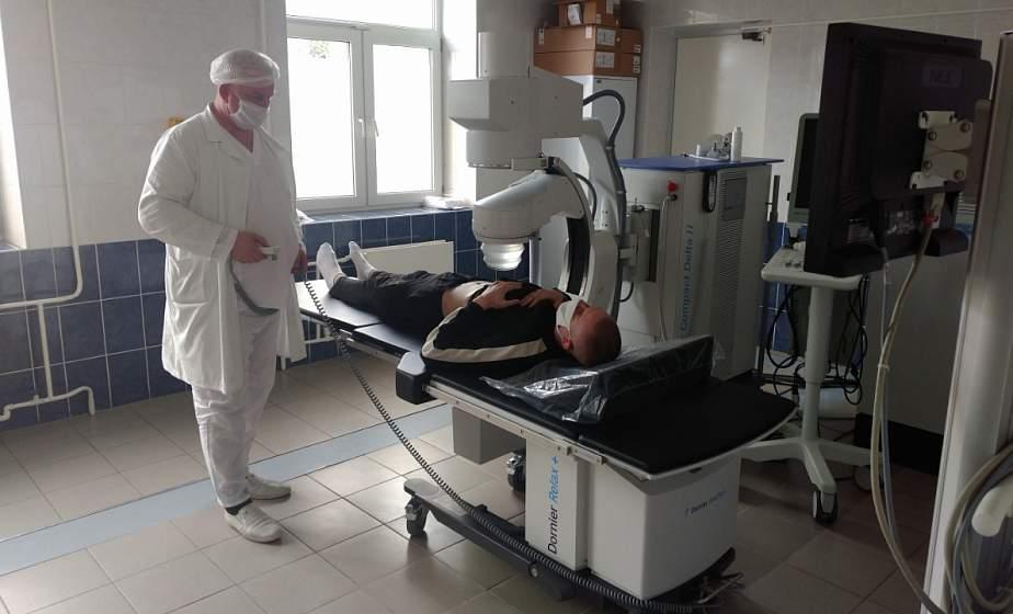 Камни, на выход! Новый аппарат дистанционной литотрипсии в Гродненской университетской клинике поможет при мочекаменной болезни