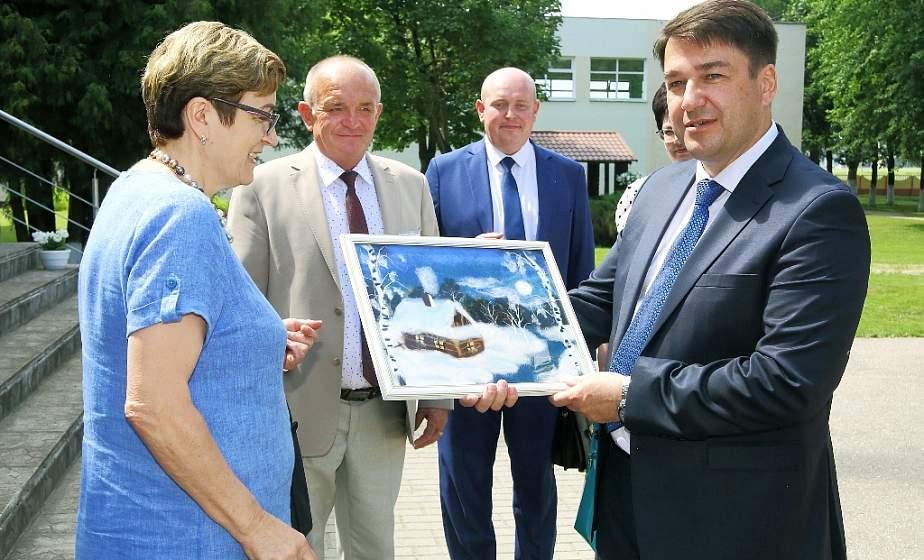 Виктор Пранюк: «Скидель приобретает новое лицо». Как меняется город-спутник в преддверии «Дажынак»