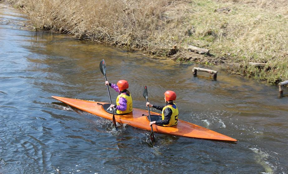 Международный фестиваль водного туризма «Неманская весна-2019»