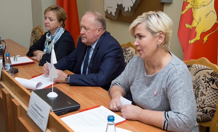 В Гродненской областной организации Красного Креста назначили нового председателя