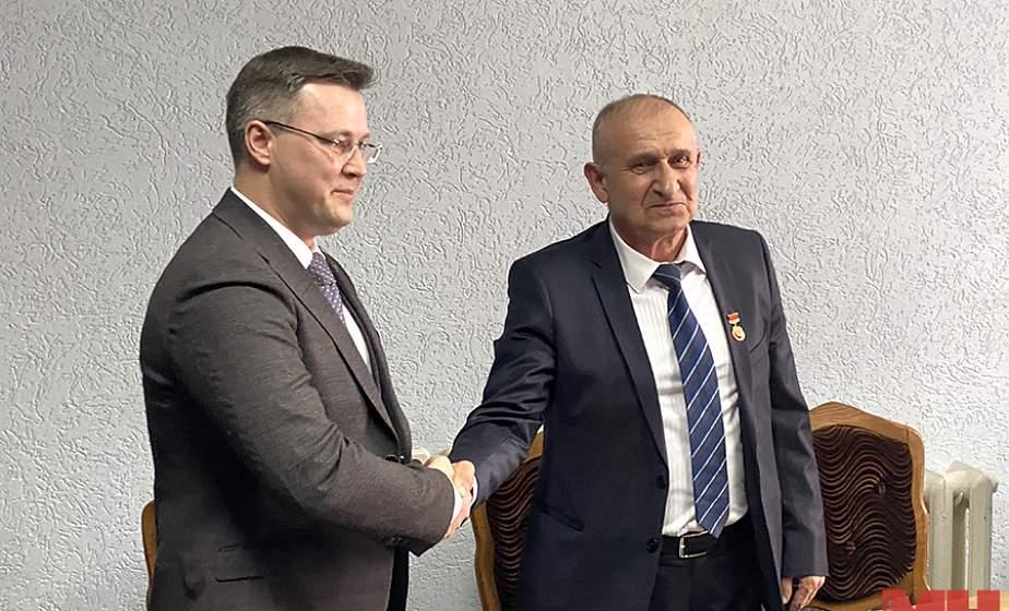 Андрей Кривошеев избран новым председателем Белорусского союза журналистов