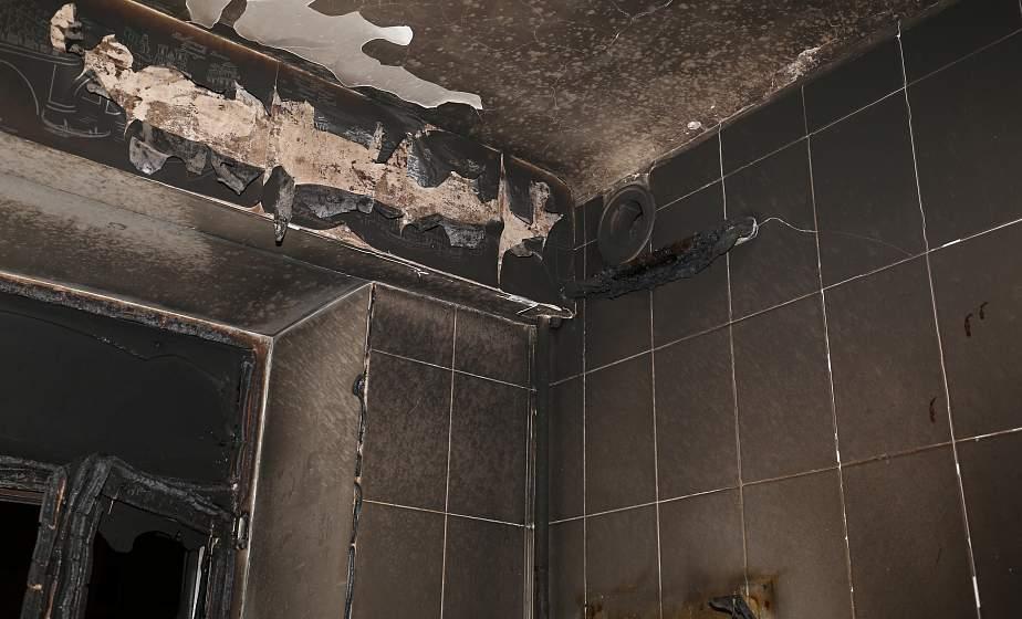 В Гродно при пожаре в квартире погибла женщина