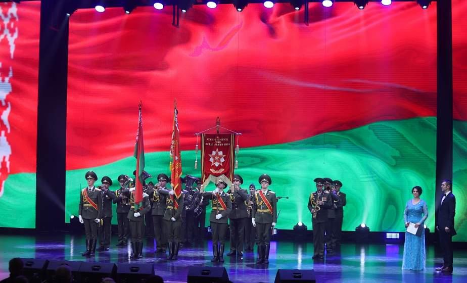 «В Великой Отечественной войне мы выстояли благодаря единству и сплоченности». В Гродно прошло торжественное собрание, посвященное Дню Победы