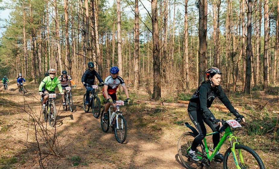 В Парке активного отдыха «Коробчицкий Олимп» пройдет крупный веломарафон для любителей велоспорта