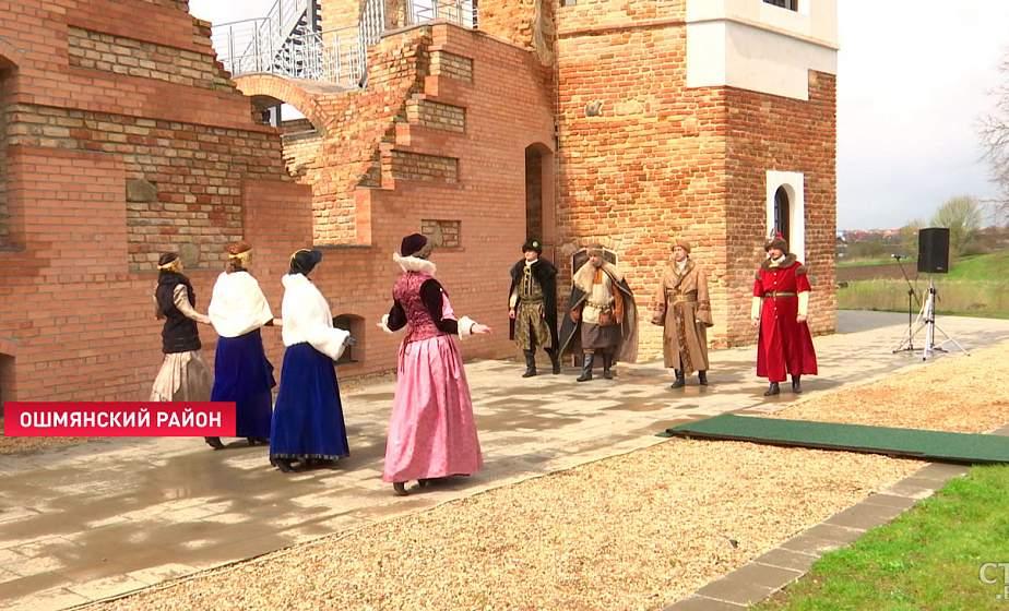 Почему в Гольшанский замок едут охотники за привидениями и какие тайны хранит это место? (+видео)