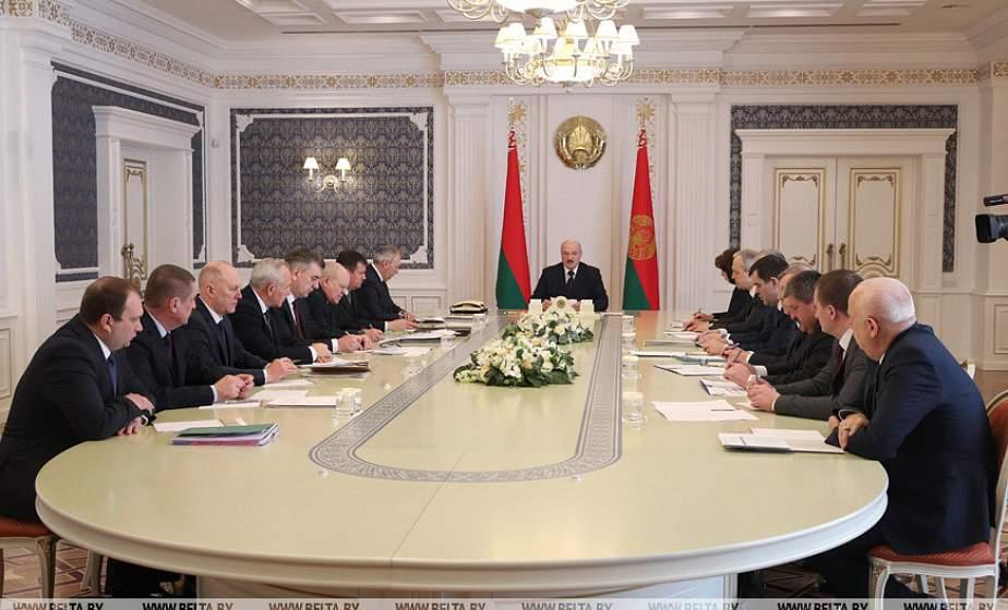 Тема недели. Александр Лукашенко: экономика и жизнь людей — вопрос номер один