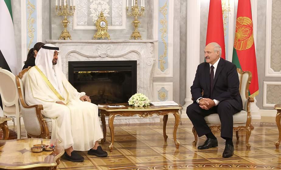 Александр Лукашенко уверен в дальнейшем развитии дружественных отношений с ОАЭ