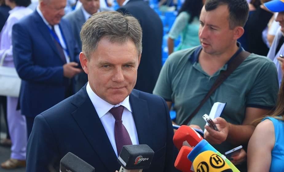 Заместитель премьер-министра Беларуси Игорь Петришенко: «Проведение Дня белорусской письменности в городах Беларуси способствует их развитию»