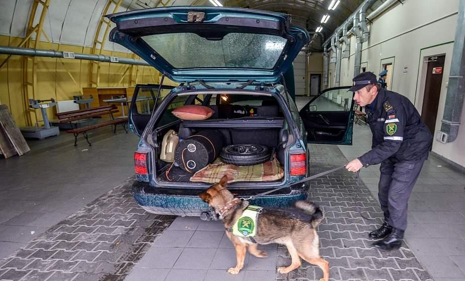 ТОП 9 ярких задержаний Гродненской региональной таможни