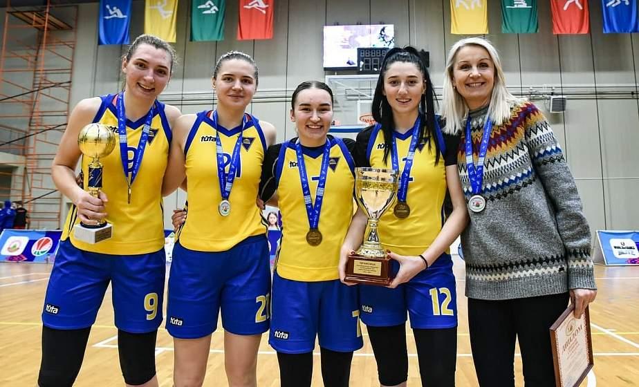 Команда ГрГУ имени Янки Купалы завоевала титул первого чемпиона Республиканской универсиады по баскетболу 3х3