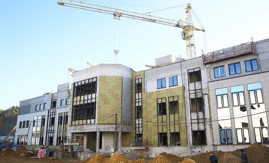 Первые объекты областного онкодиспансера будут сданы в конце 2021 года