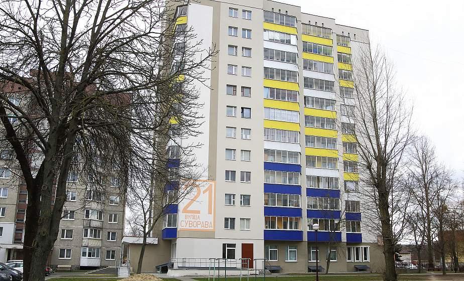 Около 140 многоэтажных домов Гродно в 2020 году ждет капитальный ремонт