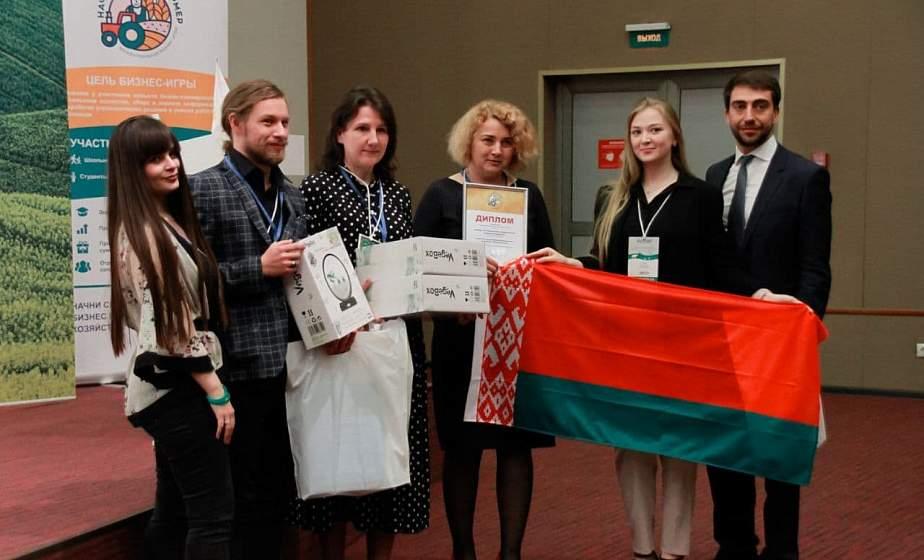 Команда аграрного университета стала призером международной бизнес-игры «Начинающий фермер», представив свой проект развития агротуризма