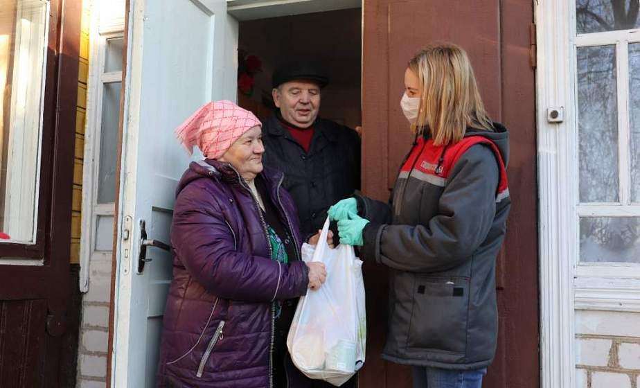 На «горячие линии» Гродненщины поступило порядка 80 звонков от пожилых людей с просьбой доставить продукты и лекарства на дом