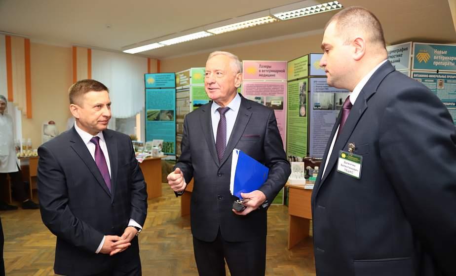 Без кадрового обеспечения невозможно развитие аграрной отрасли. В Гродно прошел круглый стол, посвященной перспективам развития аграрной отрасли региона