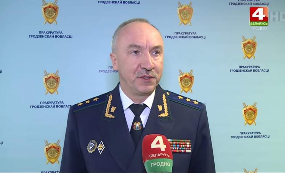 Генеральный прокурор Беларуси Александр Конюк высказался о «сахарном» деле и других коррупционных схемах