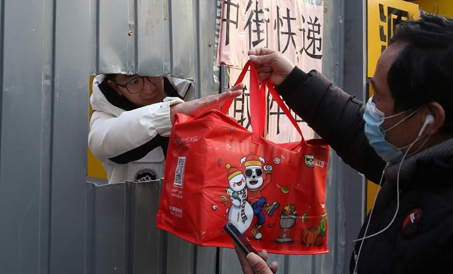 Число погибших от коронавируса в Китае выросло до 2835 человек