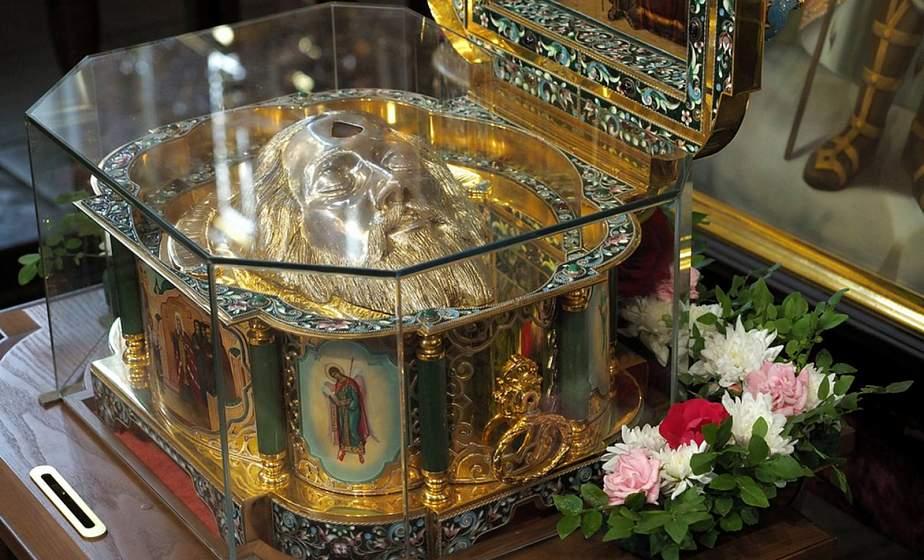 Ковчег с мощами святого благоверного князя Александра Невского прибудет в Лиду