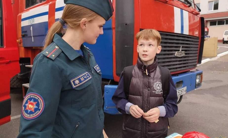 "Акция МЧС ""Молодежь за безопасность"" стартовала в Беларуси"