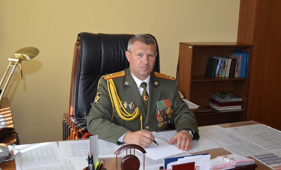 Вячеслав Раманенко, военный комиссар Гродненской области: «Лучшие качества военнослужащих – преданность Родине, самоотверженность и патриотизм»