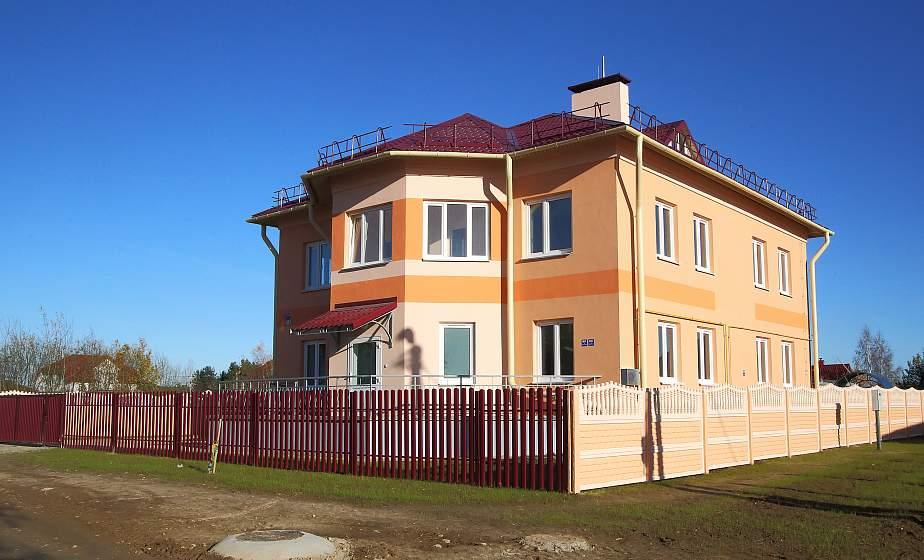 Новый детский дом семейного типа в Гродно планируют открыть в декабре. Сейчас объект практически готов к сдаче