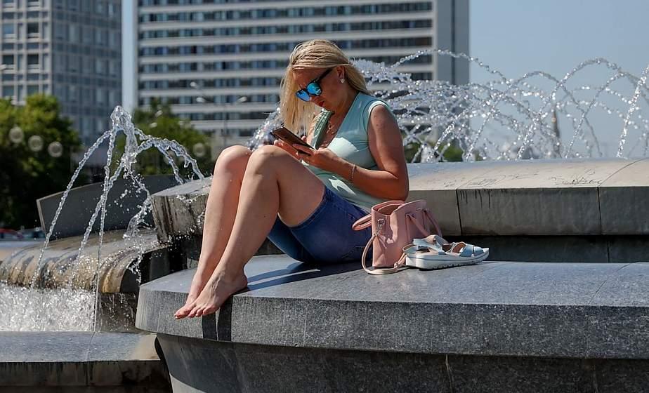 Правила выживания в жаркую погоду