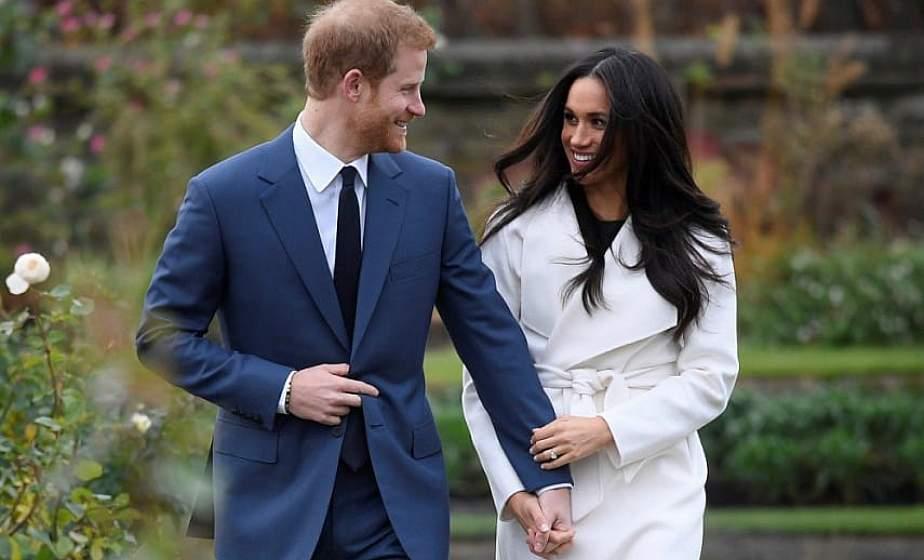 Принц Гарри и Меган Маркл отказались от полномочий членов королевской семьи