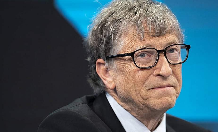 Билл Гейтс пожертвовал 5 миллионов долларов на борьбу с коронавирусом