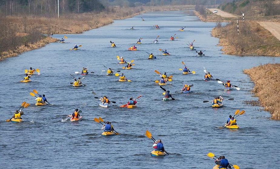 Фуд-корты, оpen air и экстрим-шоу. Международный фестиваль водного туризма «Неманская весна-2019» открывает сезон