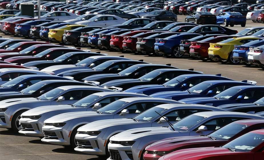 Рынок новых автомобилей в Беларуси начал падение