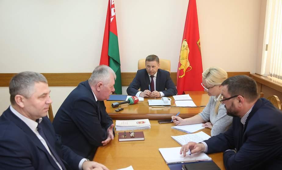 Иван Лавринович: «При решении вопросов важно находить компромисс»