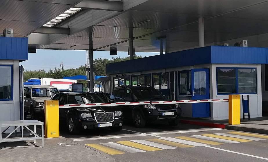 С начала года через пункты пропуска Гродненской региональной таможни ввезено свыше 80 тысяч иностранных транспортных средств