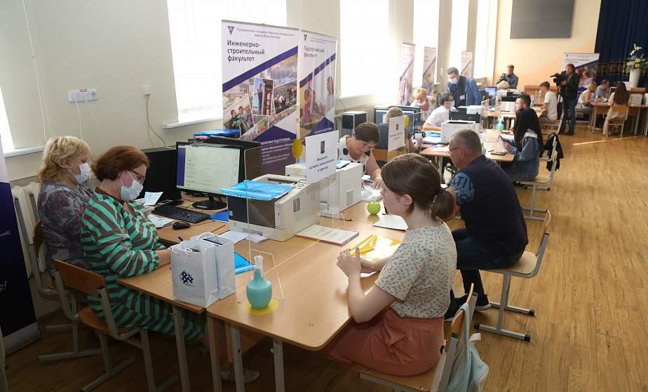 Курс на вуз. Принимать документы на поступление университеты Гродно начнут с 20 июля