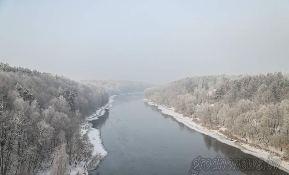 Туман и гололедица ожидаются в Беларуси 25 февраля