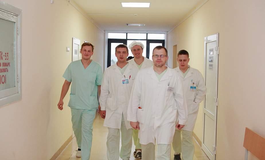 Как в Гродненской университетской клинике лечат печень и поджелудочную железу лапароскопом