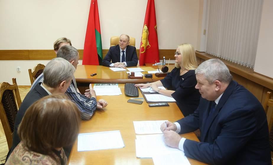Владимир Кравцов: Важно, чтобы люди проживали в комфортных, а главное, безопасных условиях