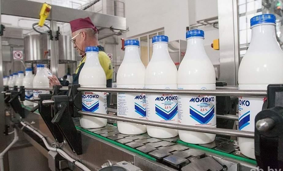 В Беларуси растет производство молока