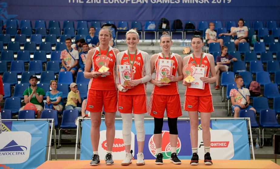 Женская команда из Гродно стала первым чемпионом Беларуси по баскетболу 3 х 3