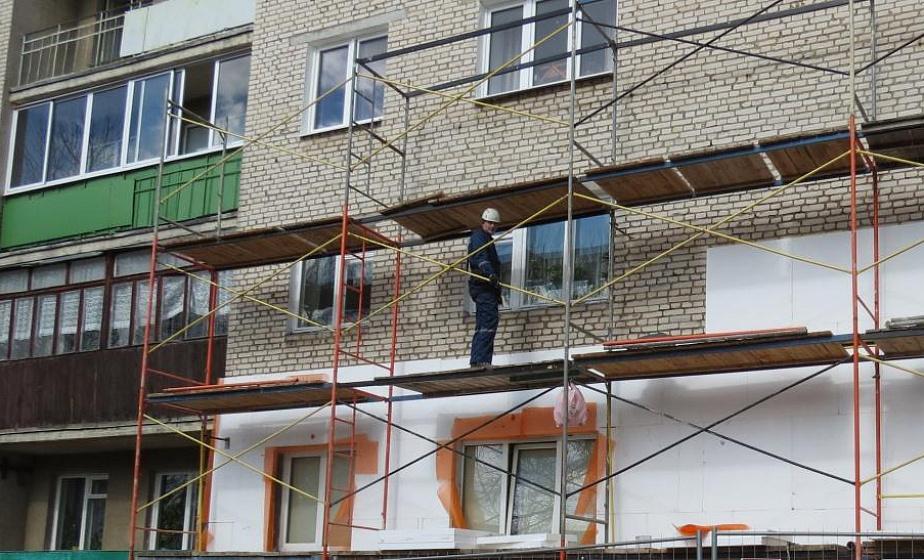 Государство будет софинансировать до 50% работ по тепловой модернизации жилых домов — проект указа